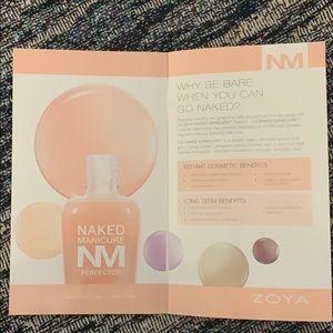 Zoya Makeup - Naked Manicure Set